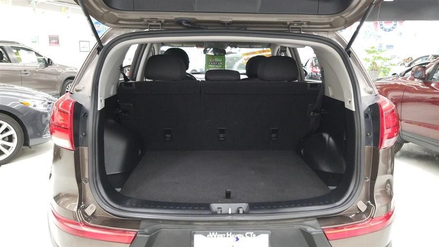 2015 Kia Sportage AWD 4dr LX, available for sale in West Haven, CT