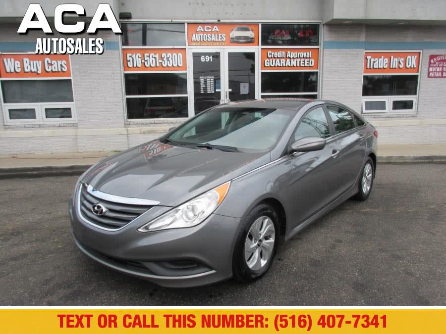 Used 2014 Hyundai Sonata in Lynbrook, New York | ACA Auto Sales. Lynbrook, New York