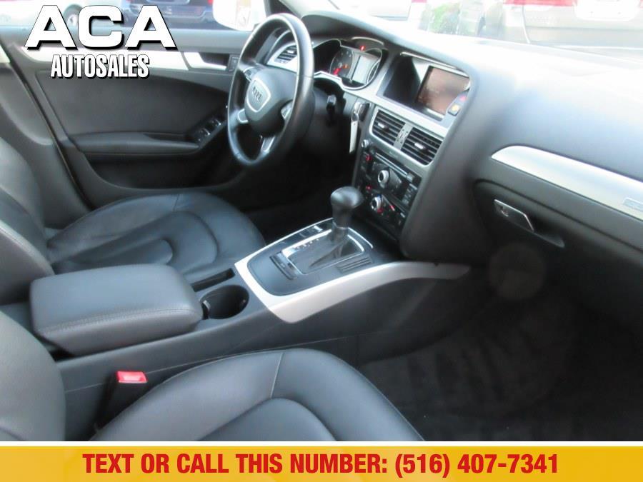 Used Audi A4 4dr Sdn Auto quattro 2.0T Premium 2014 | ACA Auto Sales. Lynbrook, New York