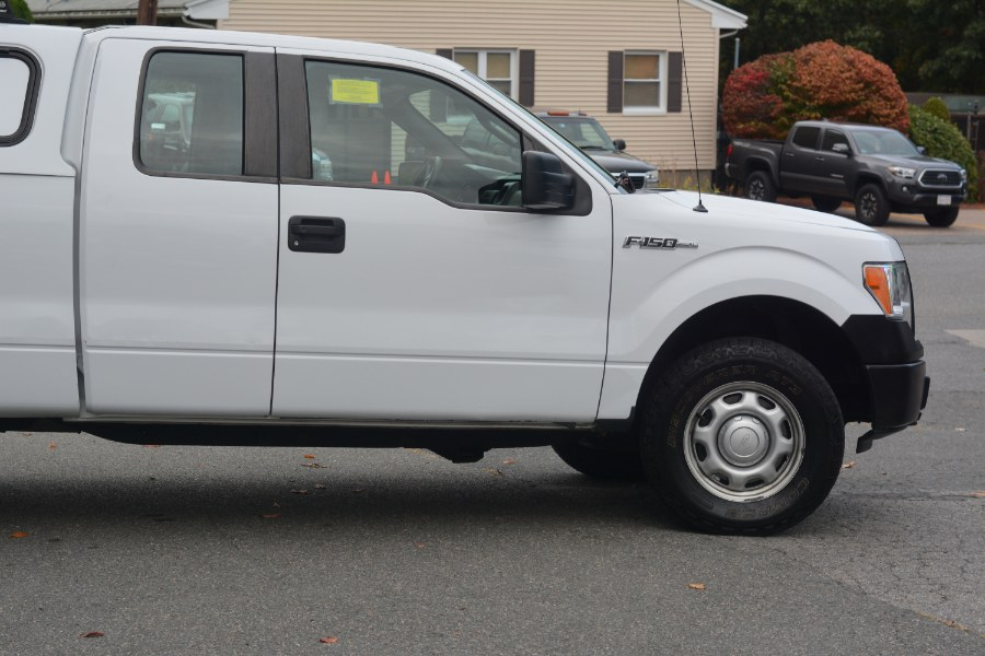 "Used Ford F-150 4WD SuperCab 145"" XL 2010 | New Beginning Auto Service Inc . Ashland , Massachusetts"
