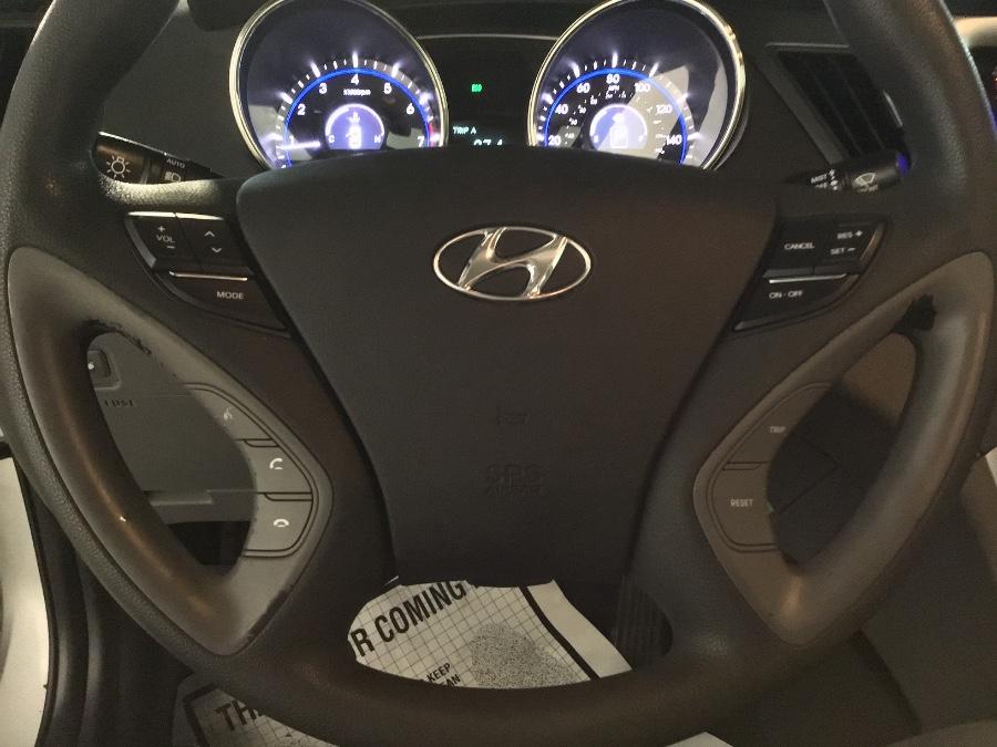 Used Hyundai Sonata 4dr Sdn 2.4L Auto GLS PZEV 2011 | M Sport Motor Car. Hillside, New Jersey