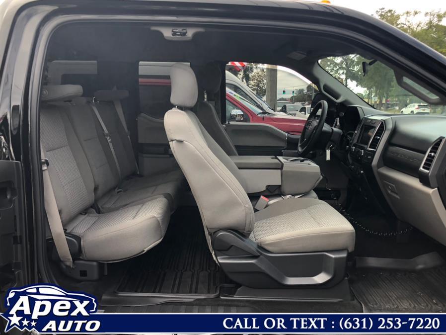Used Ford Super Duty F-350 DRW XLT 4WD SuperCab 8'' Box 2017 | Apex Auto. Selden, New York
