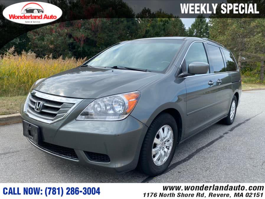 Used 2008 Honda Odyssey in Revere, Massachusetts | Wonderland Auto. Revere, Massachusetts