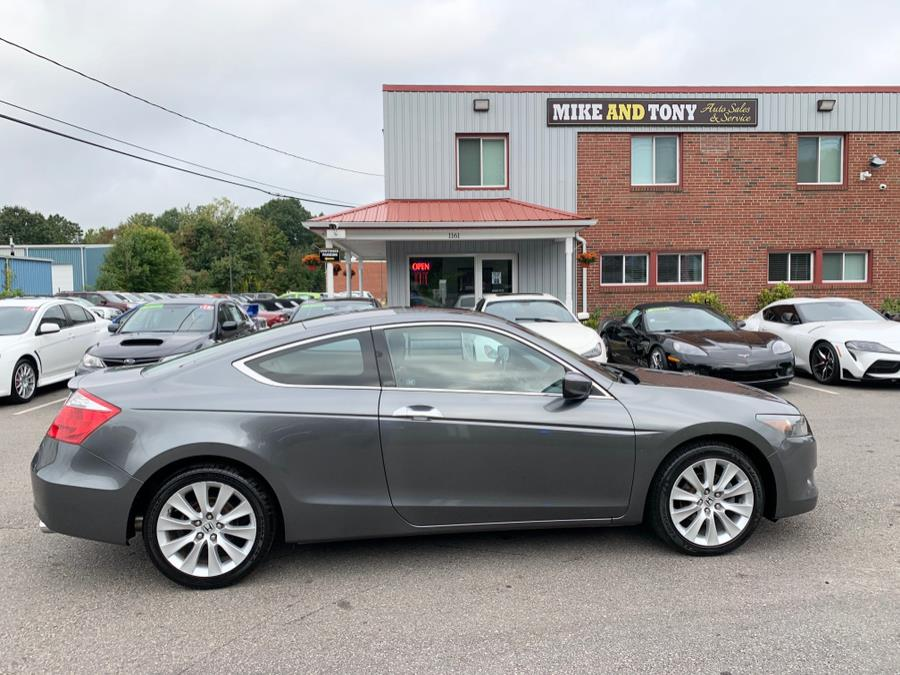 Used Honda Accord Cpe 2dr V6 Auto EX-L 2010 | Mike And Tony Auto Sales, Inc. South Windsor, Connecticut