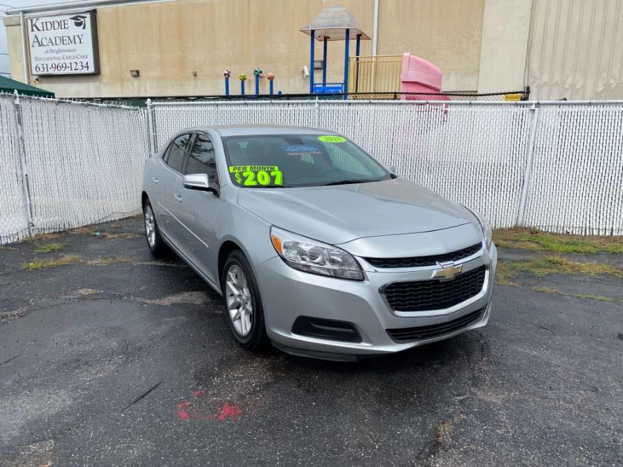 Used Chevrolet Malibu Limited 4dr Sdn LT 2016 | Carmatch NY. Bayshore, New York