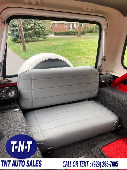 Used Jeep CJ 4WD CJ7 1984 | TNT Auto Sales USA inc. Bronx, New York
