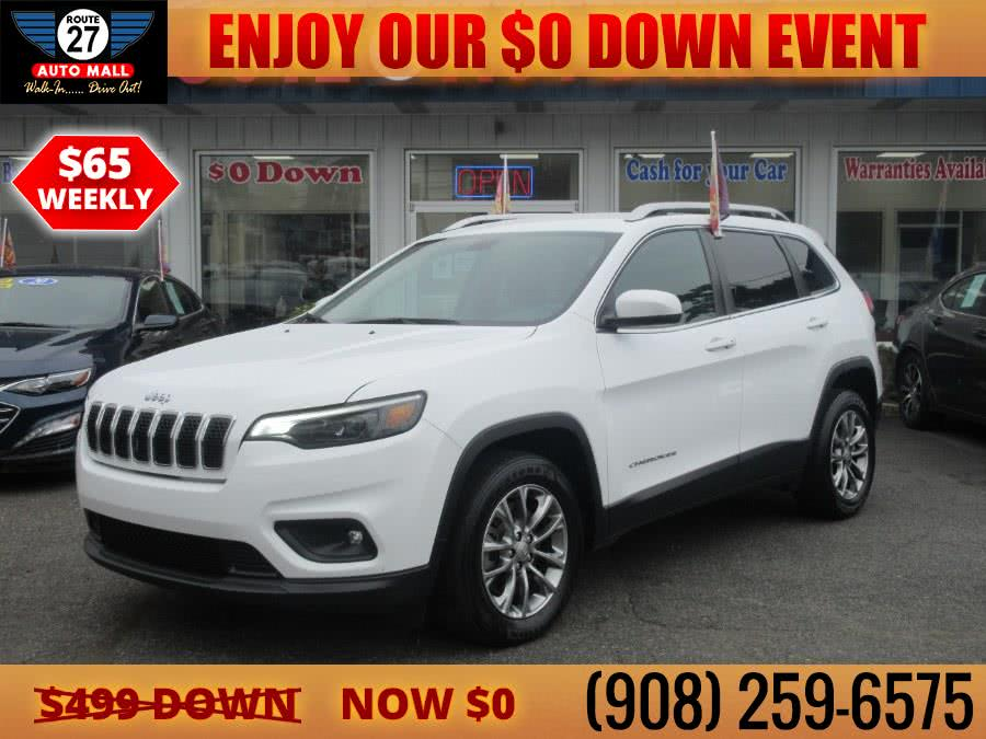 Used 2019 Jeep Cherokee in Linden, New Jersey | Route 27 Auto Mall. Linden, New Jersey