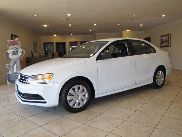 Used Volkswagen Jetta Sedan 4dr Auto 1.4T S 2016 | Auto Network Group Inc. Placentia, California