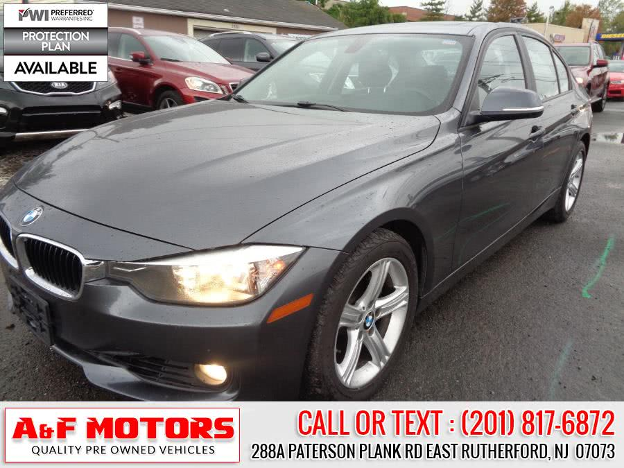 Used BMW 3 Series 4dr Sdn 328i RWD SULEV 2014 | A&F Motors LLC. East Rutherford, New Jersey