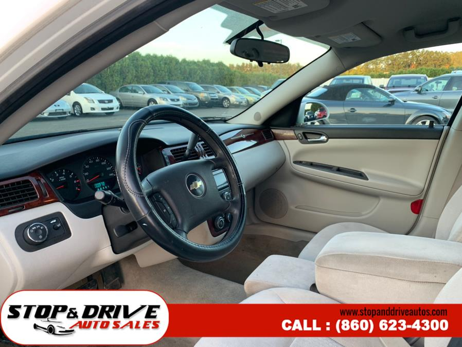 Used Chevrolet Impala 4dr Sdn LS 2008 | Stop & Drive Auto Sales. East Windsor, Connecticut