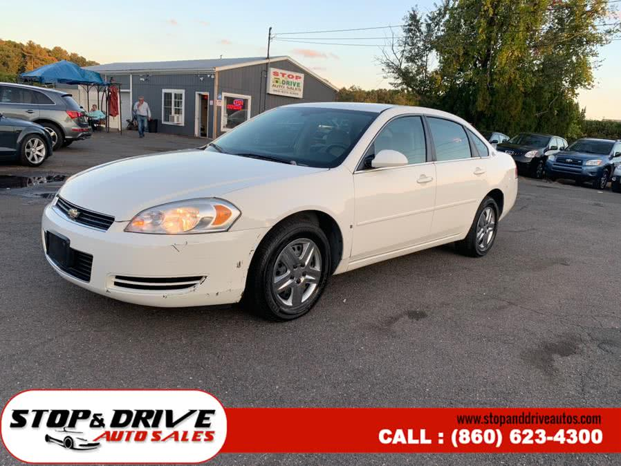 Used 2008 Chevrolet Impala in East Windsor, Connecticut | Stop & Drive Auto Sales. East Windsor, Connecticut
