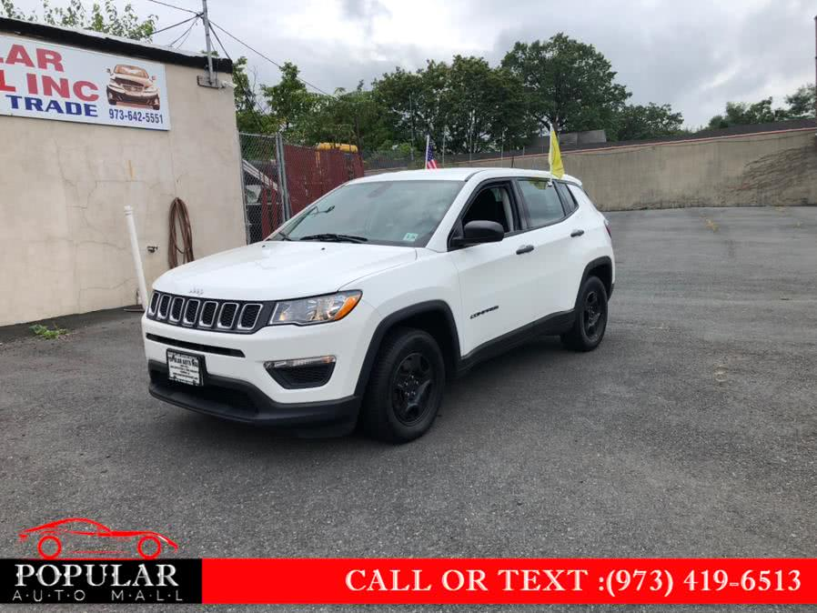 Used 2018 Jeep Compass in Newark , New Jersey | Popular Auto Mall Inc . Newark , New Jersey