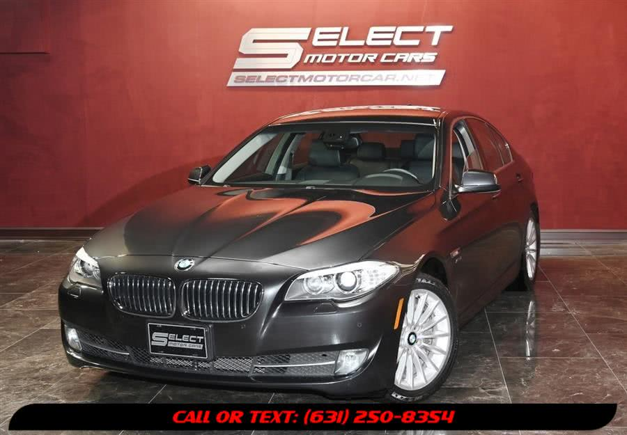 Used 2012 BMW 5 Series in Deer Park, New York | Select Motor Cars. Deer Park, New York