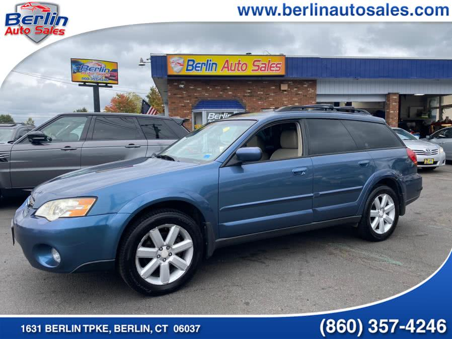 Used Subaru Legacy Wagon Outback 2.5i Ltd Auto 2006 | Berlin Auto Sales LLC. Berlin, Connecticut