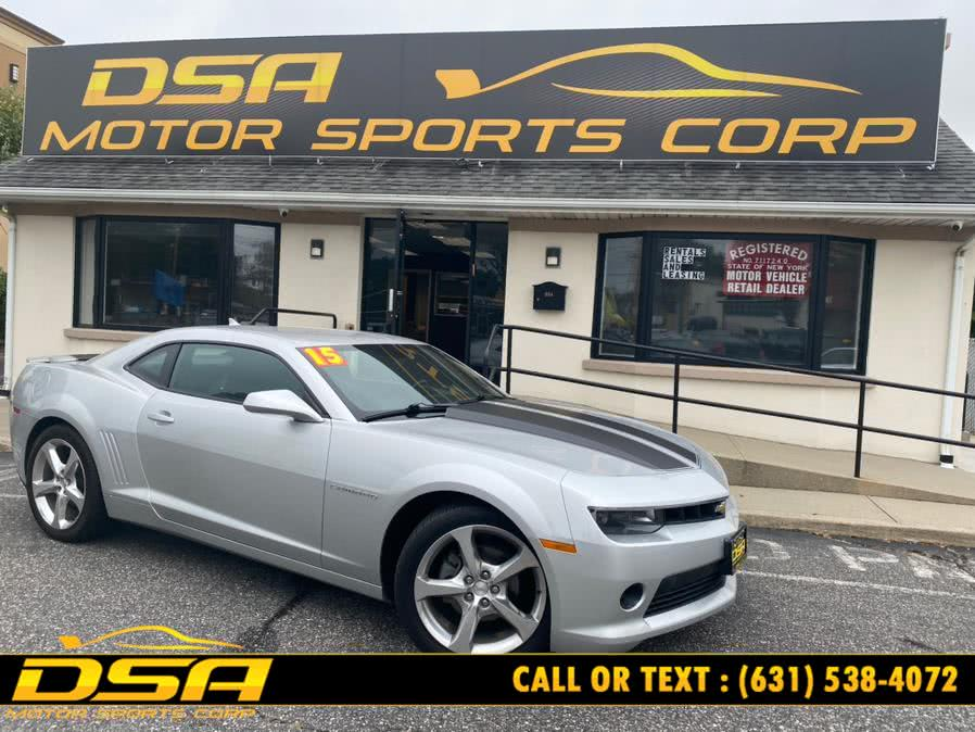 Used 2015 Chevrolet Camaro in Commack, New York | DSA Motor Sports Corp. Commack, New York