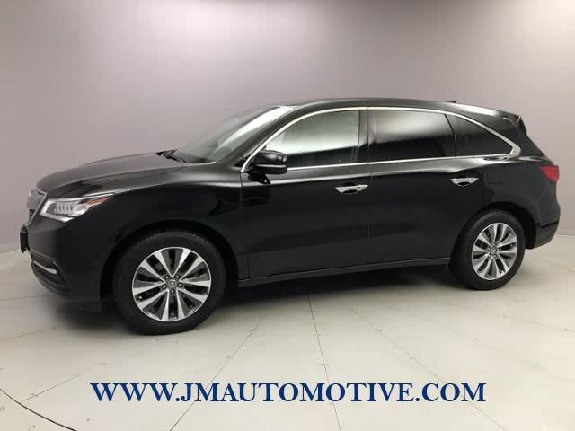 Used 2016 Acura Mdx in Naugatuck, Connecticut | J&M Automotive Sls&Svc LLC. Naugatuck, Connecticut