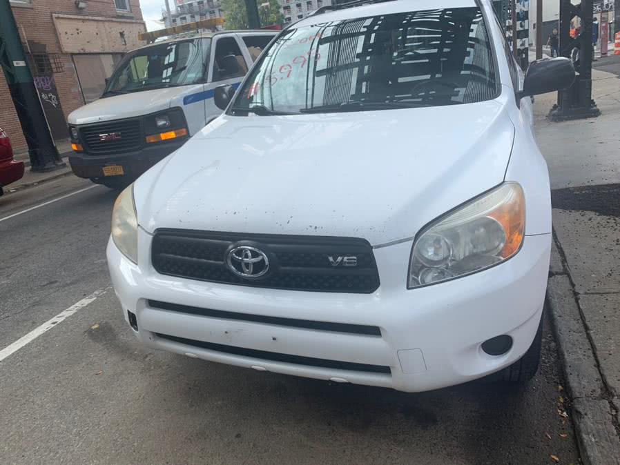 Used Toyota RAV4 4dr Base V6 4WD (Natl) 2006 | Atlantic Used Car Sales. Brooklyn, New York