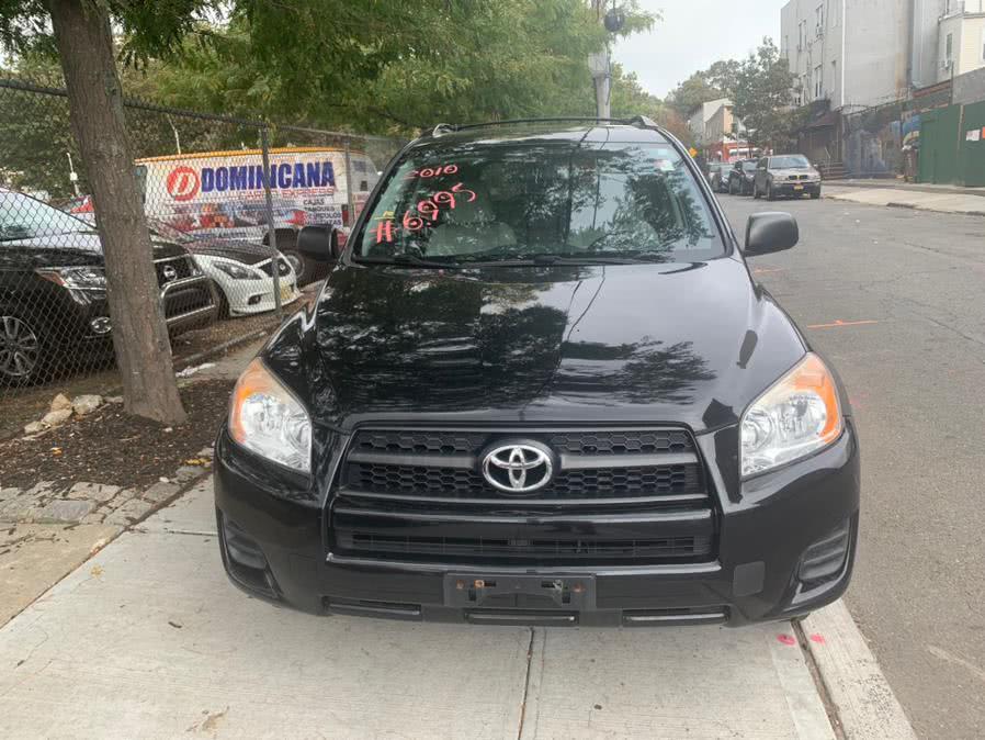 Used Toyota RAV4 4WD 4dr 4-cyl 4-Spd AT 2010 | Atlantic Used Car Sales. Brooklyn, New York
