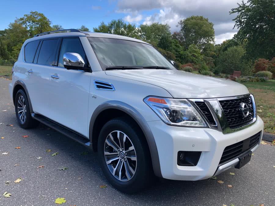 Used 2017 Nissan Armada in Agawam, Massachusetts | Malkoon Motors. Agawam, Massachusetts