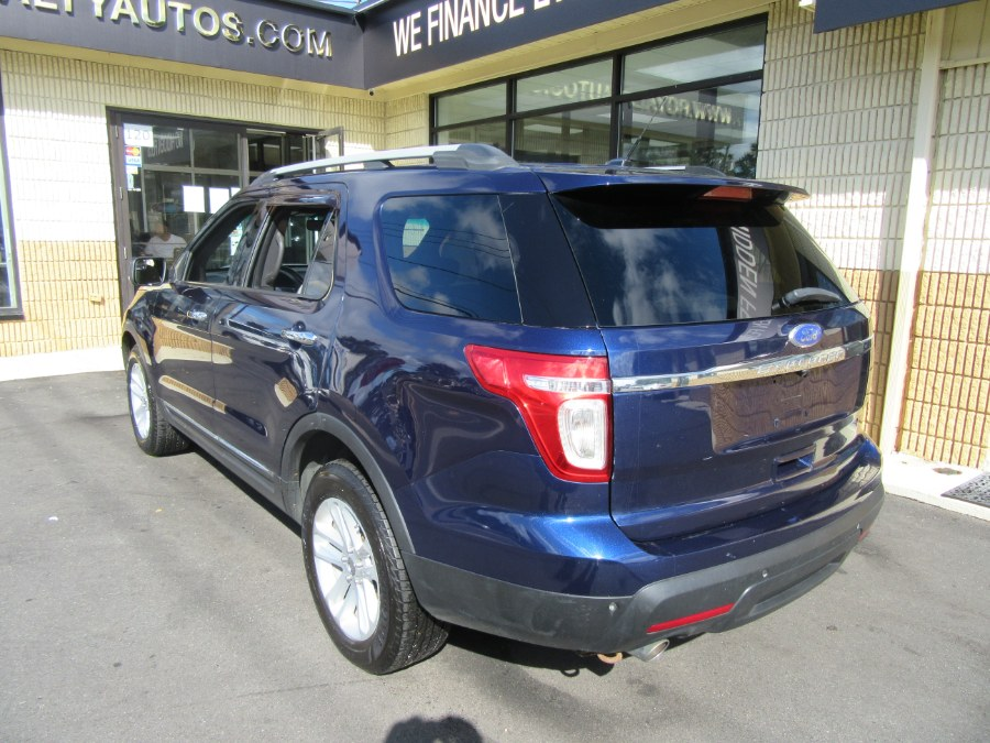 Used Ford Explorer 4WD 4dr XLT 2011 | Royalty Auto Sales. Little Ferry, New Jersey