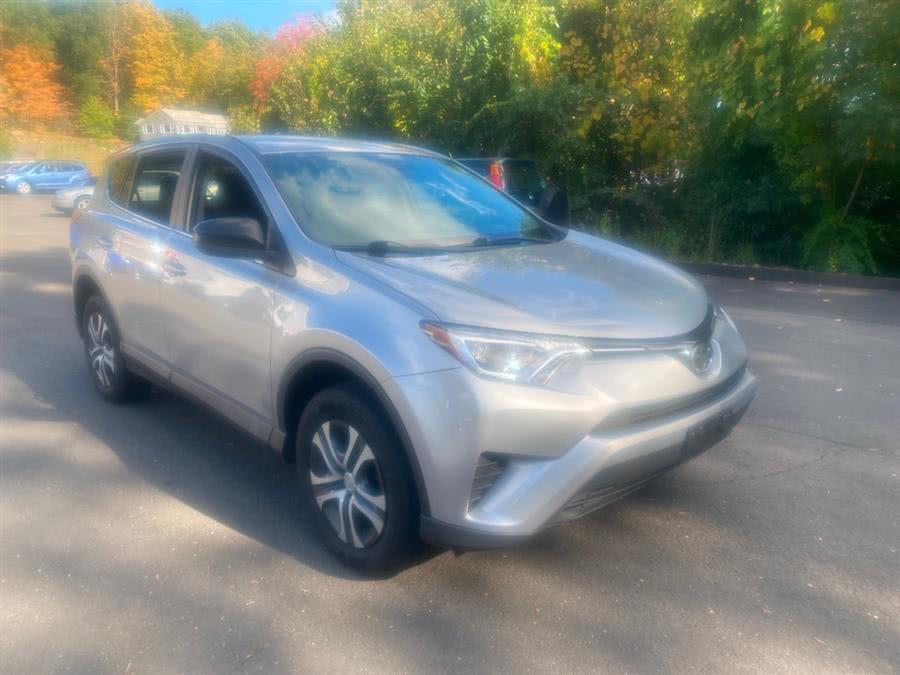 Used 2017 Toyota Rav4 in Canton, Connecticut | Canton Auto Exchange. Canton, Connecticut