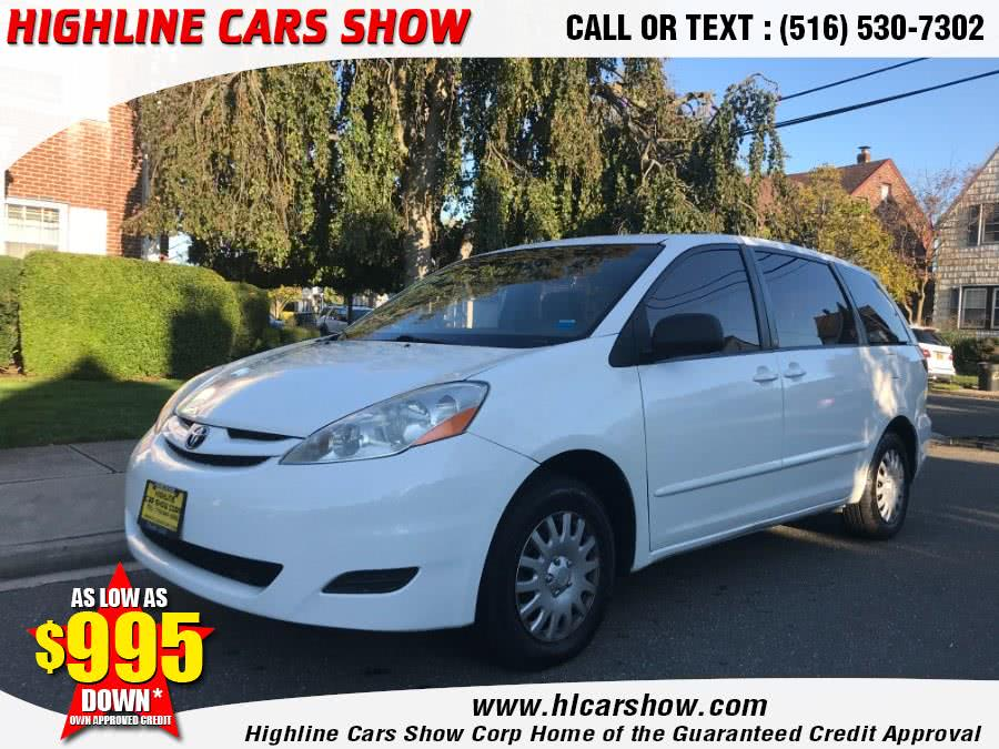 Used Toyota Sienna 5dr 7-Pass Van LE FWD (Natl) 2008 | Highline Cars Show Corp. West Hempstead, New York