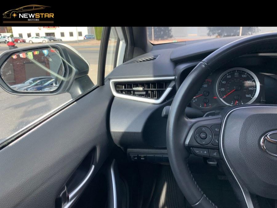 Used Toyota Corolla SE CVT (Natl) 2020 | New Star Motors. Chelsea, Massachusetts