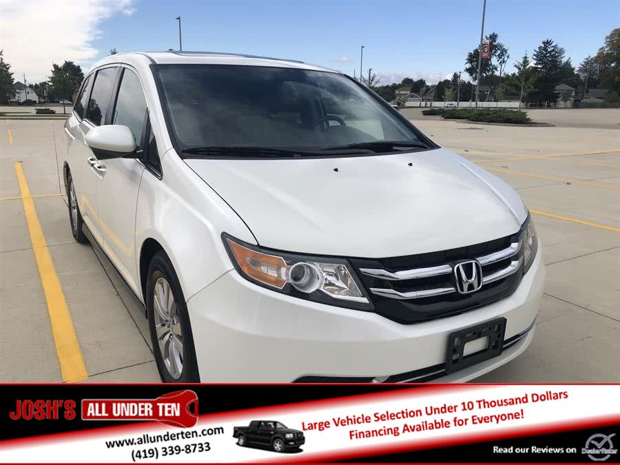 Used 2015 Honda Odyssey in Elida, Ohio | Josh's All Under Ten LLC. Elida, Ohio