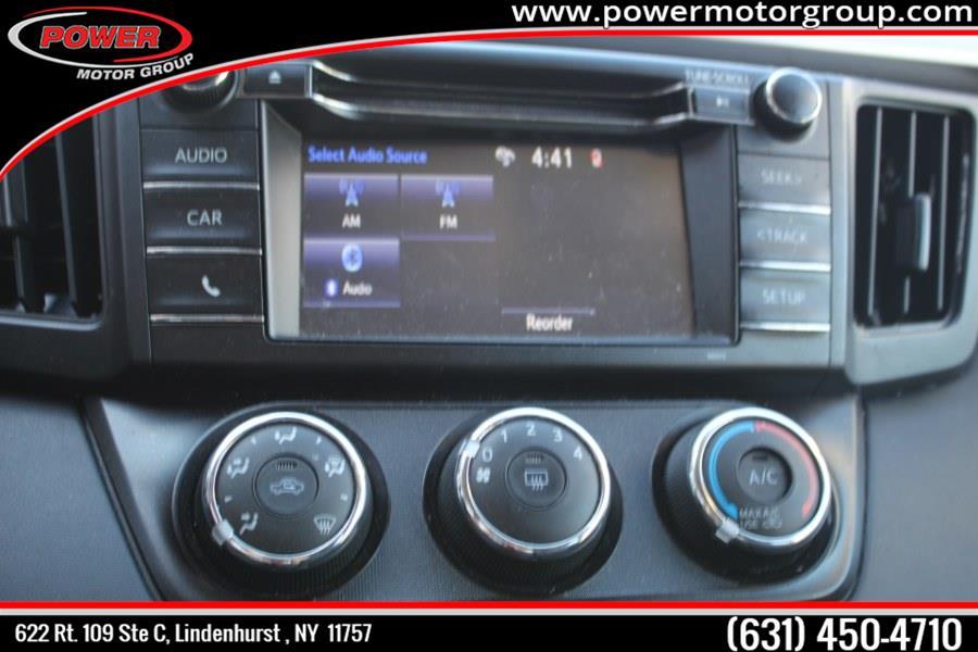 Used Toyota RAV4 LE AWD (Natl) 2018   Power Motor Group. Lindenhurst , New York