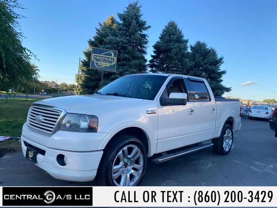 Used 2008 Ford F-150 in East Windsor, Connecticut | Central A/S LLC. East Windsor, Connecticut