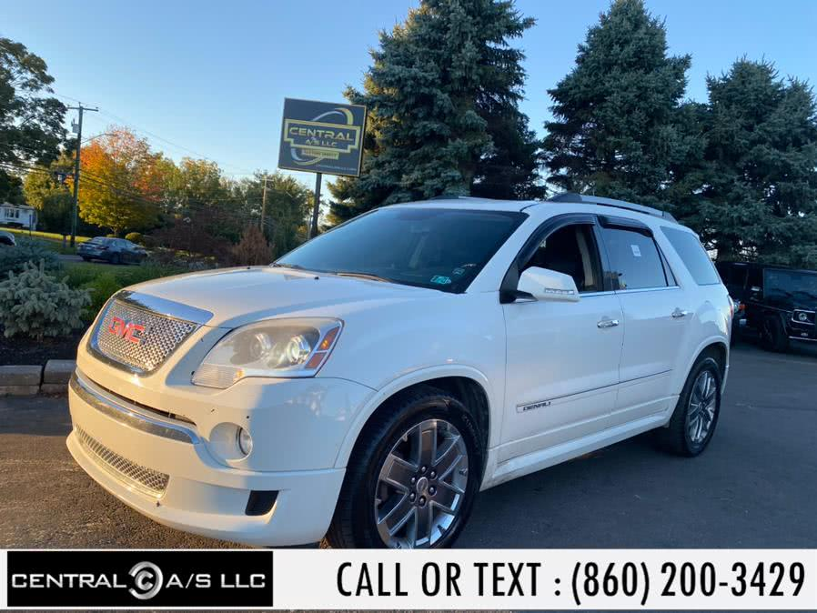 Used 2012 GMC Acadia in East Windsor, Connecticut | Central A/S LLC. East Windsor, Connecticut