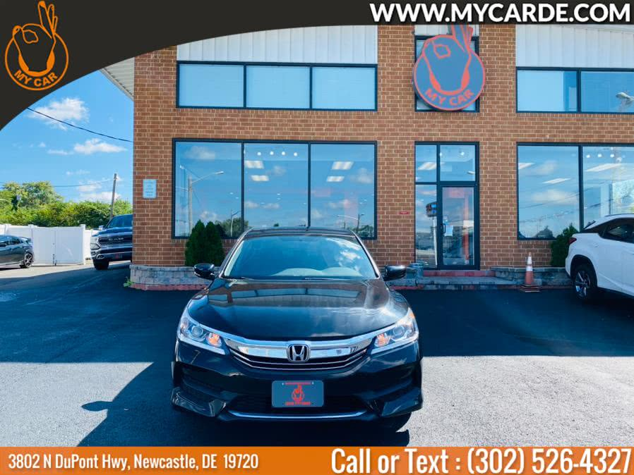 Used 2017 Honda Accord Sedan in Newcastle, Delaware | My Car. Newcastle, Delaware