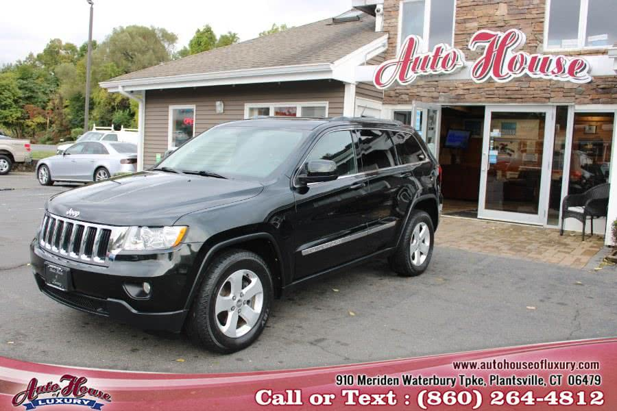 Used Jeep Grand Cherokee 4WD 4dr Laredo 2012 | Auto House of Luxury. Plantsville, Connecticut
