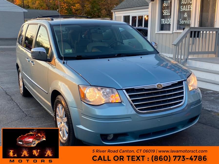 Used Chrysler Town & Country 4dr Wgn Touring Plus 2010 | Lava Motors. Canton, Connecticut