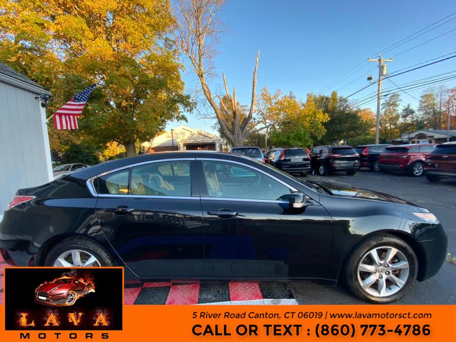 Used 2012 Acura TL in Canton, Connecticut | Lava Motors. Canton, Connecticut