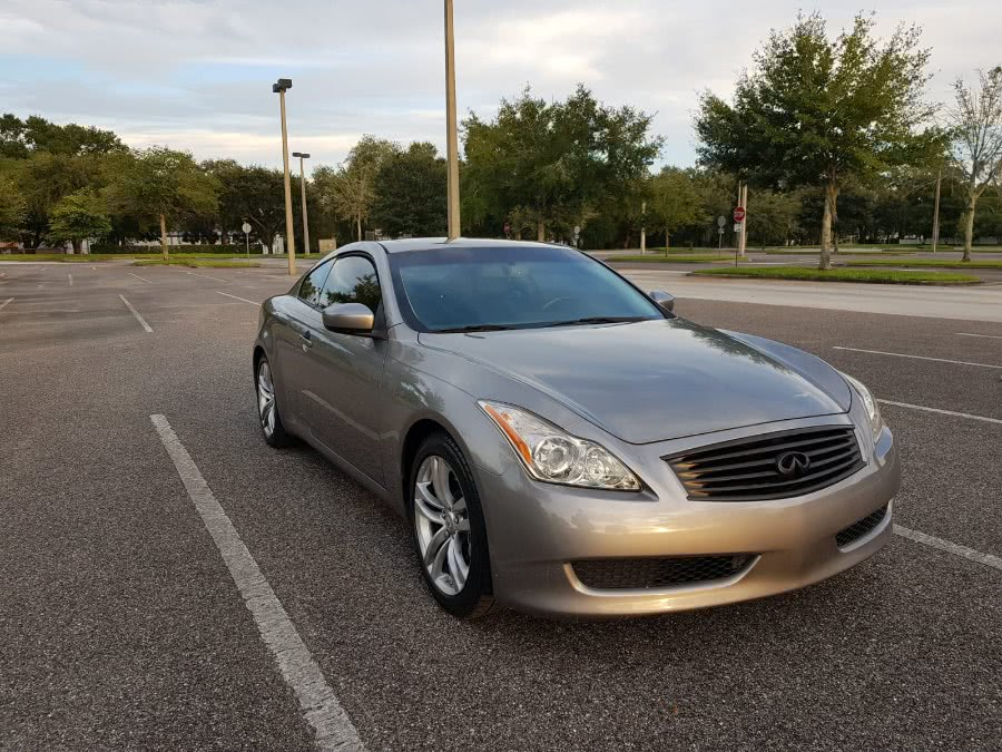 Used 2009 Infiniti G37 Coupe in Longwood, Florida | Majestic Autos Inc.. Longwood, Florida
