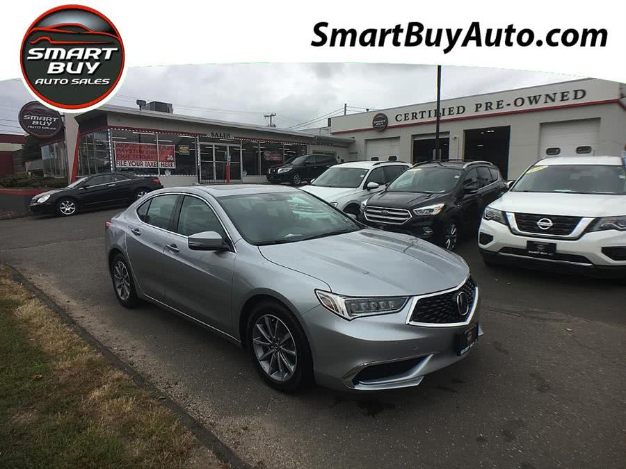 Used Acura TLX 2.4L FWD w/Technology Pkg 2018 | Smart Buy Auto Sales, LLC. Wallingford, Connecticut