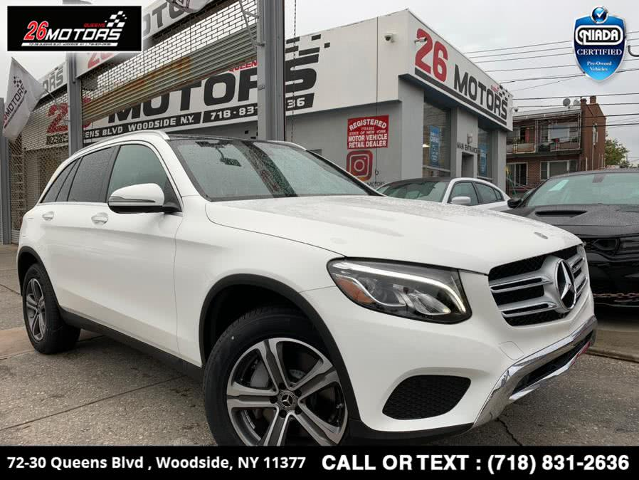 Used 2019 Mercedes-Benz GLC in Woodside, New York | 26 Motors Queens. Woodside, New York