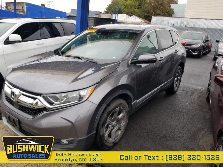 Used Honda CR-V EX AWD 2017 | Bushwick Auto Sales LLC. Brooklyn, New York