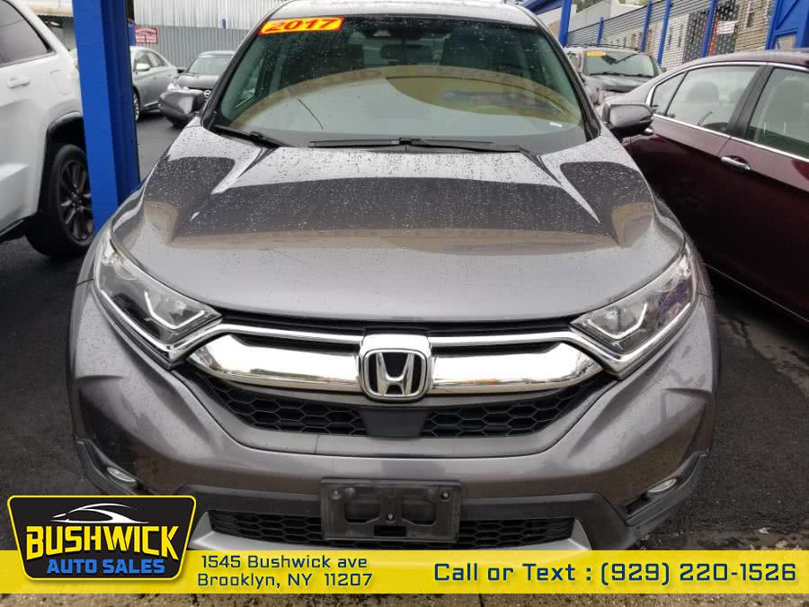 Used 2017 Honda CR-V in Brooklyn, New York | Bushwick Auto Sales LLC. Brooklyn, New York