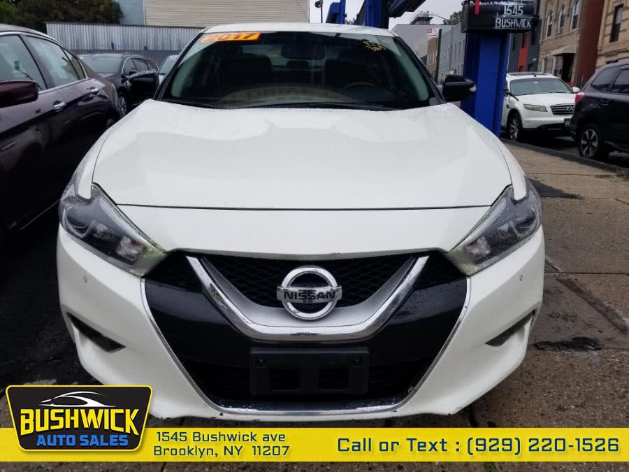 Used Nissan Maxima SR 3.5L 2017 | Bushwick Auto Sales LLC. Brooklyn, New York
