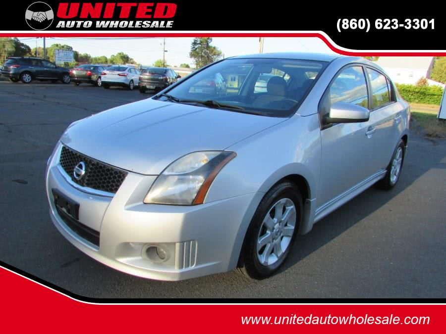 Used 2011 Nissan Sentra in East Windsor, Connecticut | United Auto Sales of E Windsor, Inc. East Windsor, Connecticut