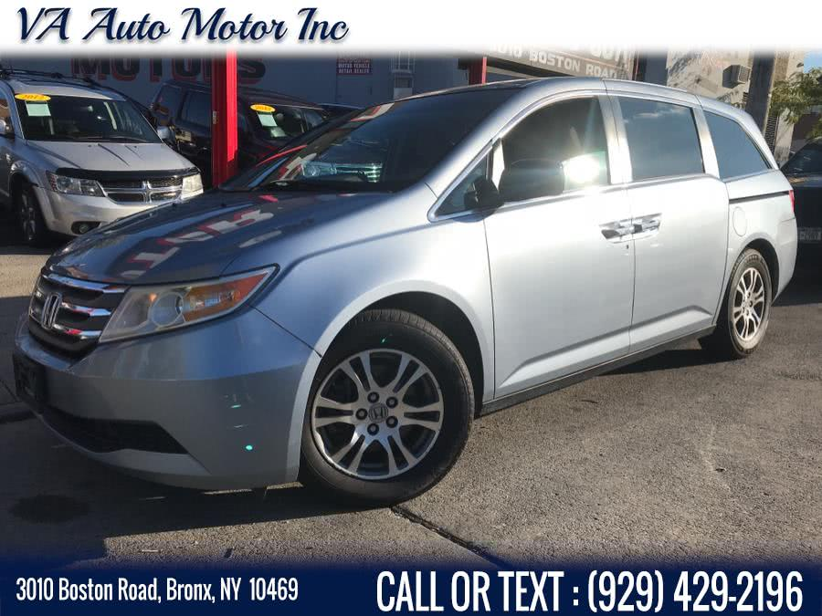Used 2012 Honda Odyssey in Bronx, New York | VA Auto Motor Inc. Bronx, New York