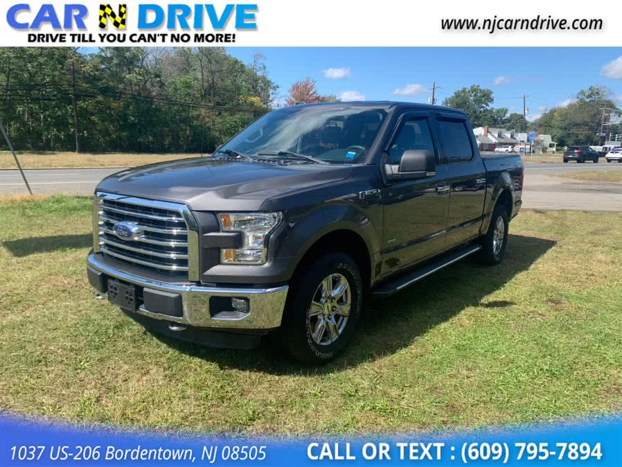 Used 2015 Ford F-150 in Bordentown, New Jersey | Car N Drive. Bordentown, New Jersey