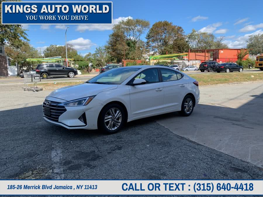 Used Hyundai Elantra SEL Auto 2019 | Kings Auto World. Jamaica , New York