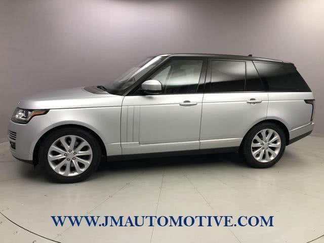 Used Land Rover Range Rover 4WD 4dr Diesel HSE 2016 | J&M Automotive Sls&Svc LLC. Naugatuck, Connecticut