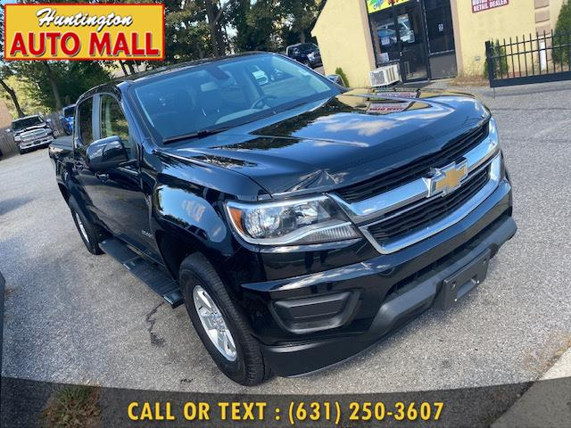 Used Chevrolet Colorado 4WD Crew Cab. 2017 | Huntington Auto Mall. Huntington Station, New York