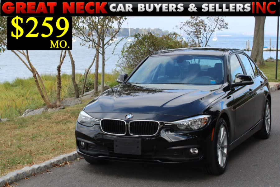 Used 2017 BMW 3 Series in Great Neck, New York