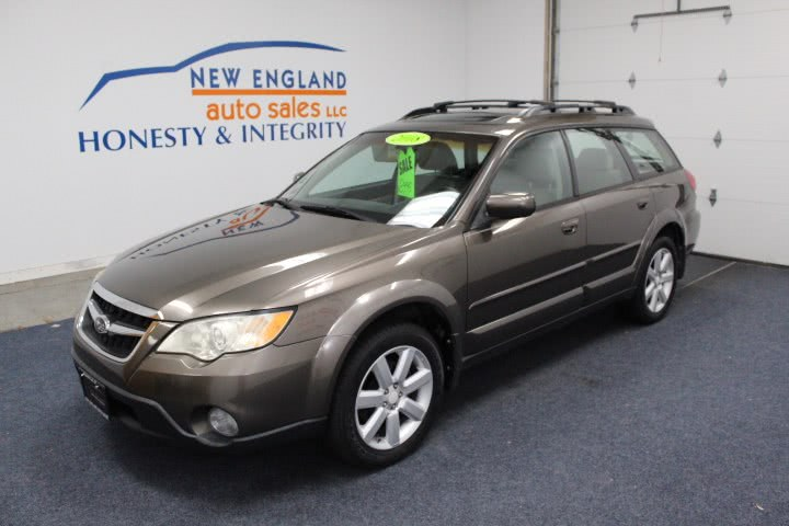 Used 2008 Subaru Outback in Plainville, Connecticut | New England Auto Sales LLC. Plainville, Connecticut