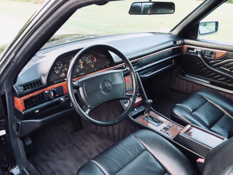 Used Mercedes-Benz 560 Series 2dr Coupe 560SEC Auto 1989 | Meccanic Shop North Inc. North Salem, New York